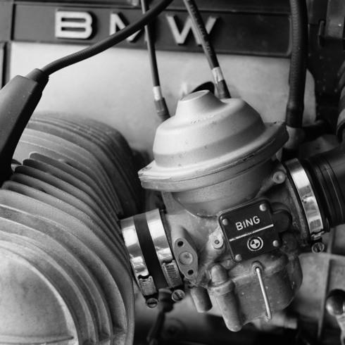 「ベンベがまさしくベンベだったころのベンベ」BMW R65_f0099102_19222211.jpg