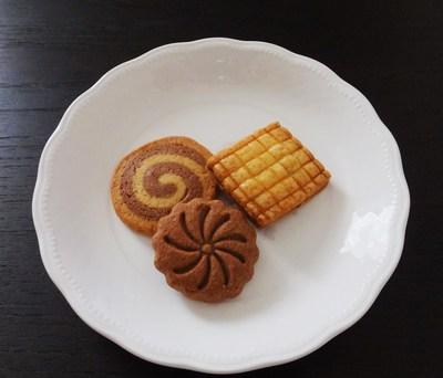 ホテルのクッキー!_a0161408_19133782.jpg