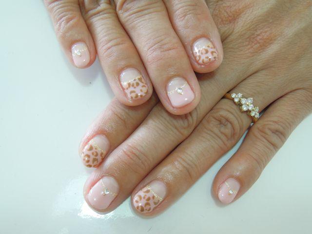 Leopard Nail_a0239065_18302615.jpg