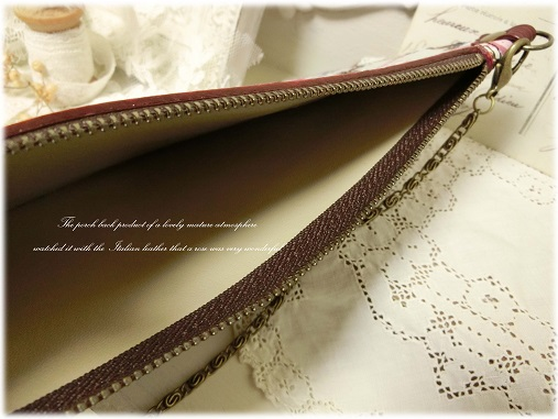 Italian leather~*rose*rose*_a0246873_2151595.jpg