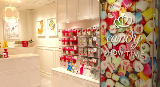 candy SHOW TIME 名古屋店オープン・゜ 。*・。† ☆._f0164187_18213385.jpg