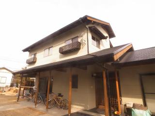 屋根上へのベランダ増築_f0059988_1615641.jpg