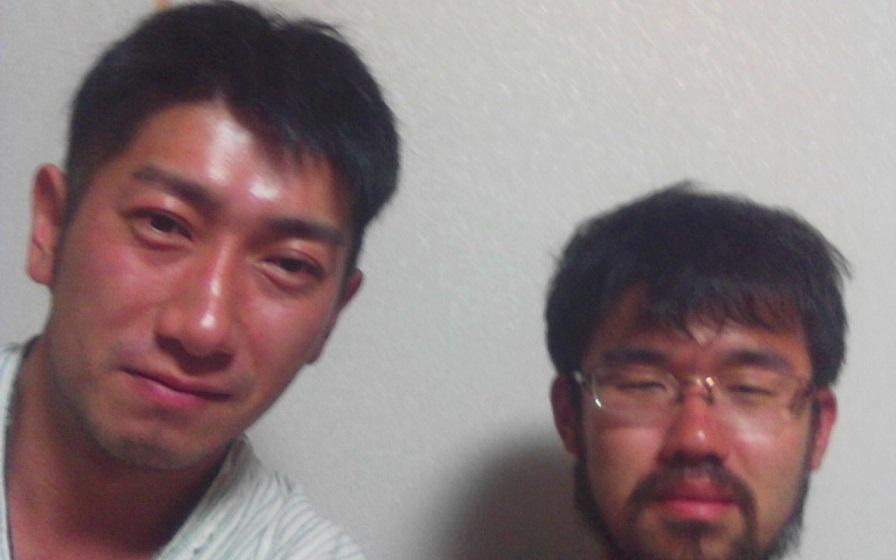 六月十一日 西日本遊學 十一日目_a0165993_0271020.jpg