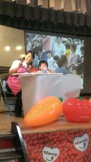 幼稚園で親子料理教室でした。_b0171098_9153444.jpg