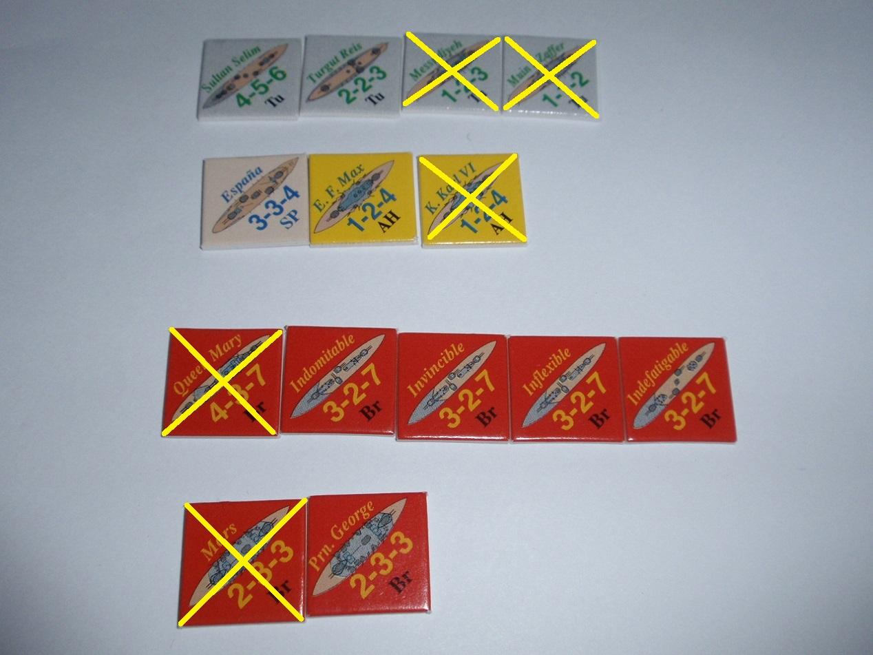 Decision Games「Nine Navies War」⑥_b0162202_1849394.jpg