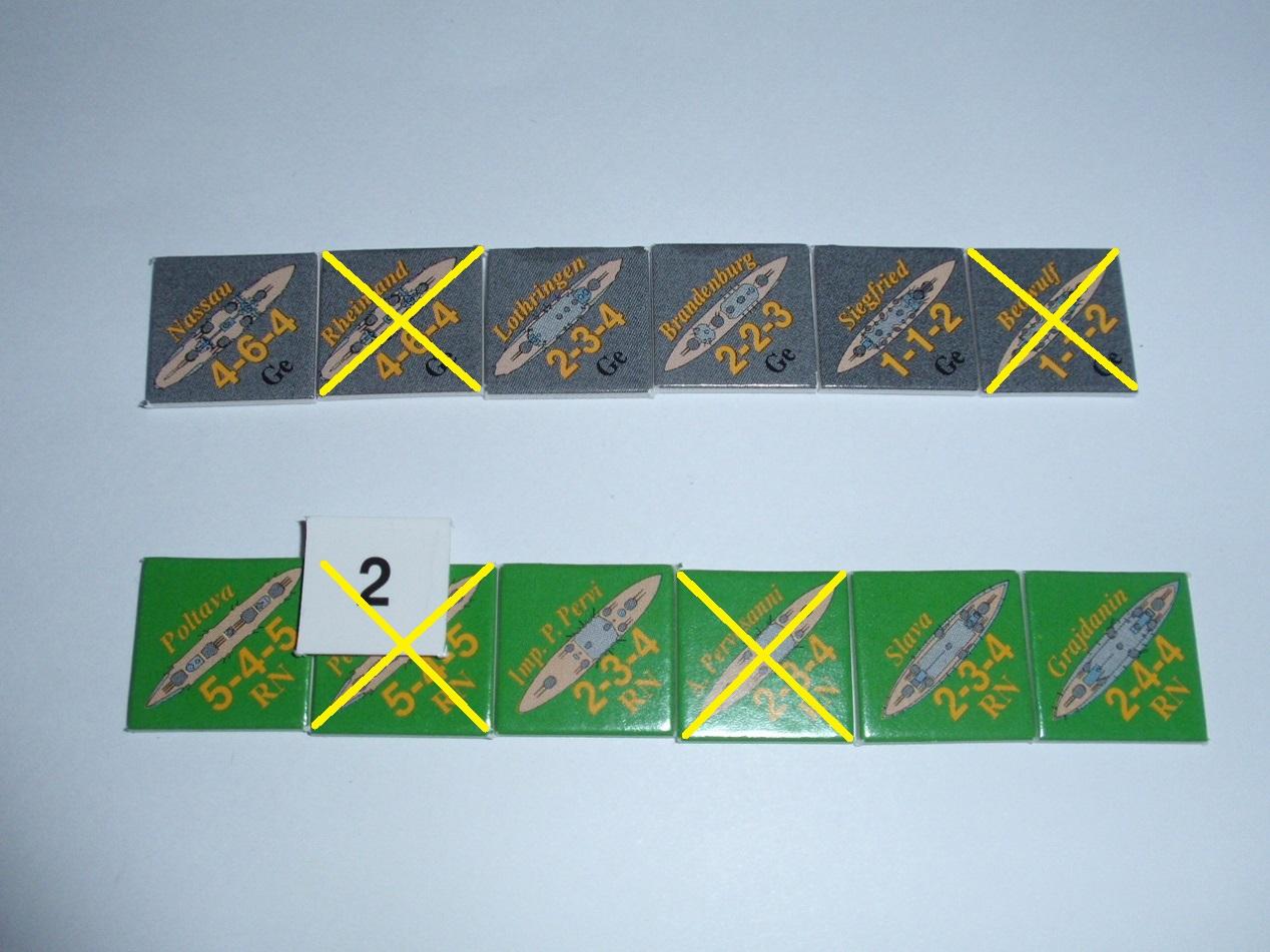 Decision Games「Nine Navies War」⑥_b0162202_185082.jpg