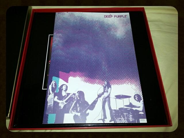 DEEP PURPLE / LIVE IN JAPAN SUPER DELUXE BOX その2_b0042308_23591053.jpg