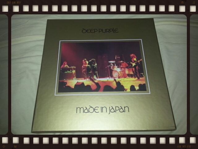 DEEP PURPLE / LIVE IN JAPAN SUPER DELUXE BOX その2_b0042308_235921.jpg