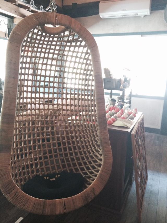 山カフェで山パフェ食べてきましたぁ(^o^)丿_c0213517_12121015.jpg