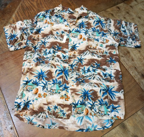 6/14(土)入荷!60\'S HAWAIIAN SHIRTS!_c0144020_16162790.jpg