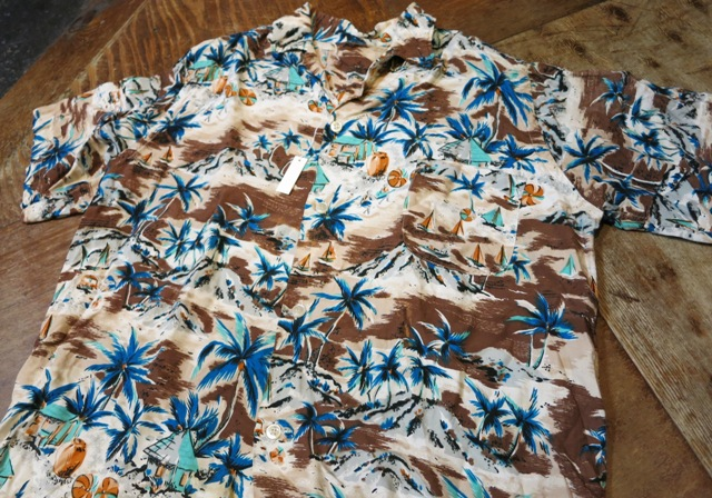 6/14(土)入荷!60\'S HAWAIIAN SHIRTS!_c0144020_16163049.jpg
