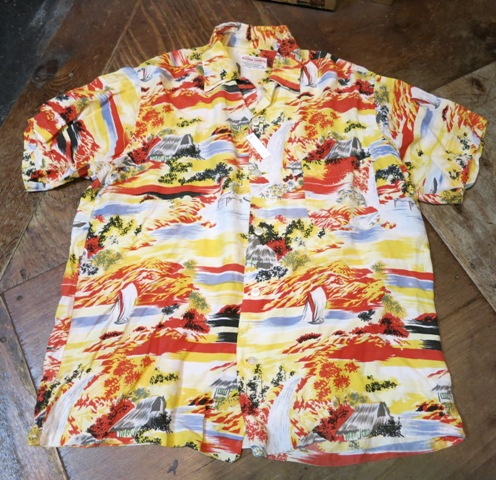 6/14(土)入荷!60\'S HAWAIIAN SHIRTS!_c0144020_16163727.jpg