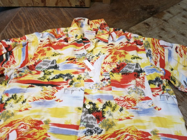 6/14(土)入荷!60\'S HAWAIIAN SHIRTS!_c0144020_16163947.jpg