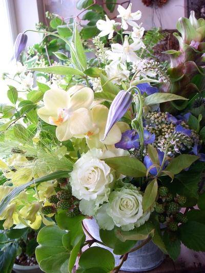 ご注文のお花たち。。。_a0229658_21303441.jpg