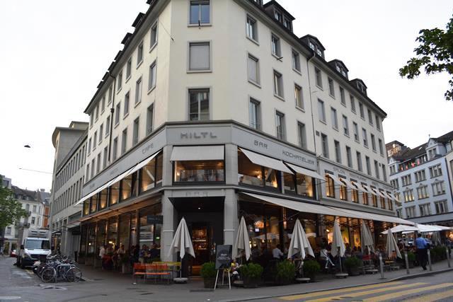 スイス・チューリッヒ ヨーロッパ最古のベジタリアンレストラン「ヒルトル」がステキ!_b0053082_13555326.jpg
