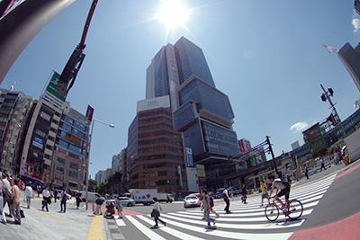 6月13日(金)の渋谷109前交差点_b0056983_11370548.jpg