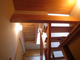 階段横の吹き抜け改造 (1)_f0059988_18262791.jpg