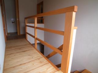 階段横の吹き抜け改造 (2)_f0059988_18513784.jpg