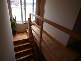 階段横の吹き抜け改造 (2)_f0059988_18525124.jpg