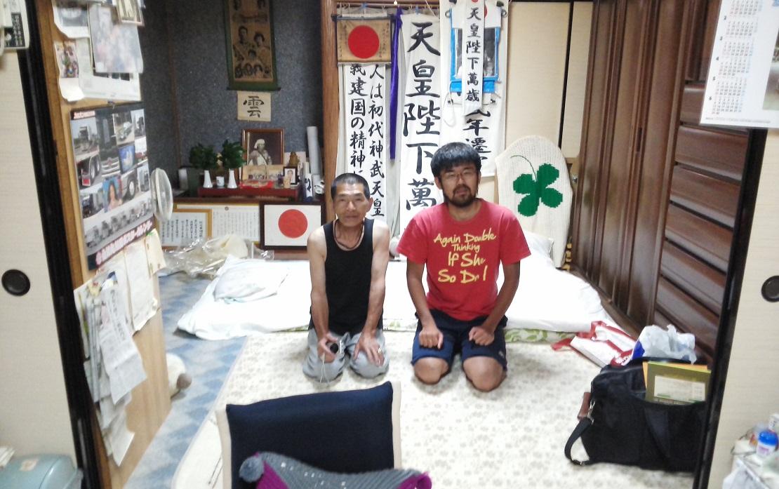 六月十二日 西日本遊學 十二日目_a0165993_16322949.jpg