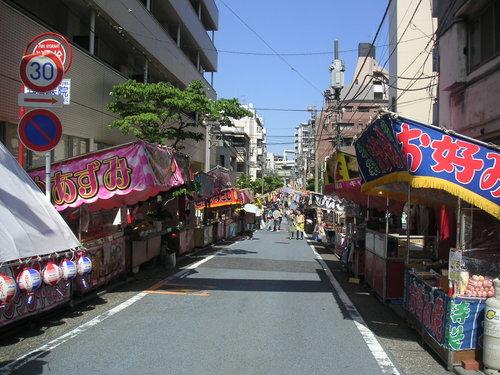 洲崎神社のお祭り_e0017093_16405645.jpg