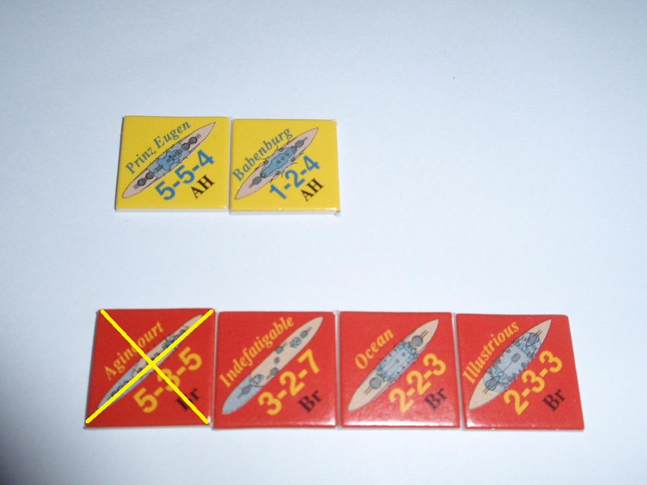 Decision Games「Nine Navies War」⑦_b0162202_23233335.jpg