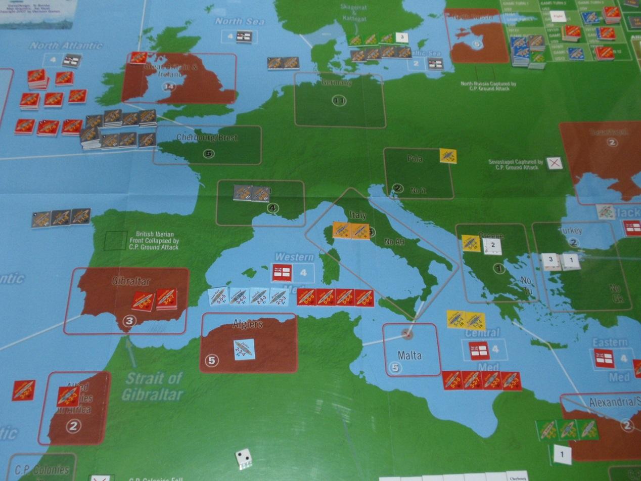 Decision Games「Nine Navies War」⑦_b0162202_2323528.jpg