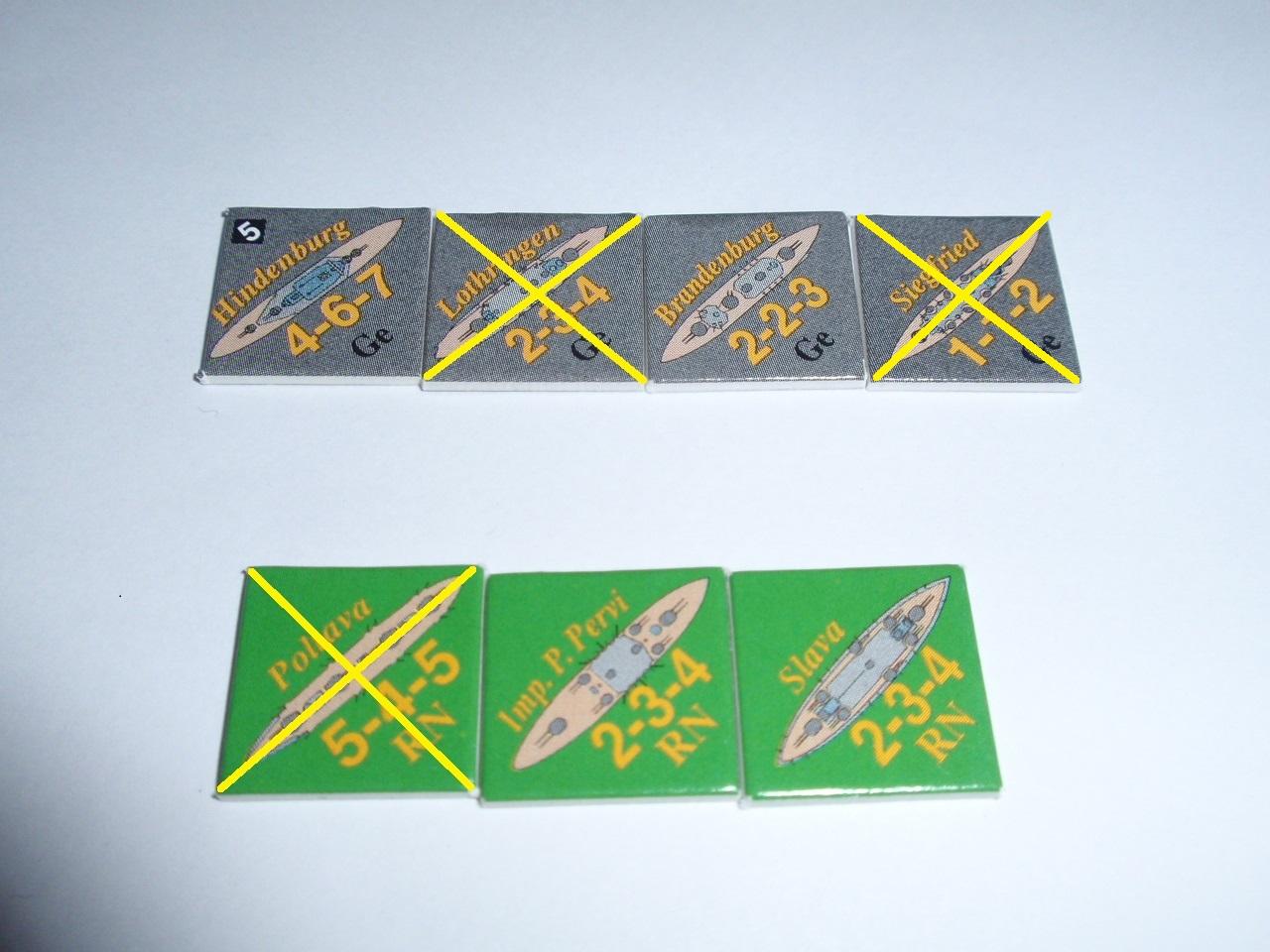 Decision Games「Nine Navies War」⑦_b0162202_23263758.jpg