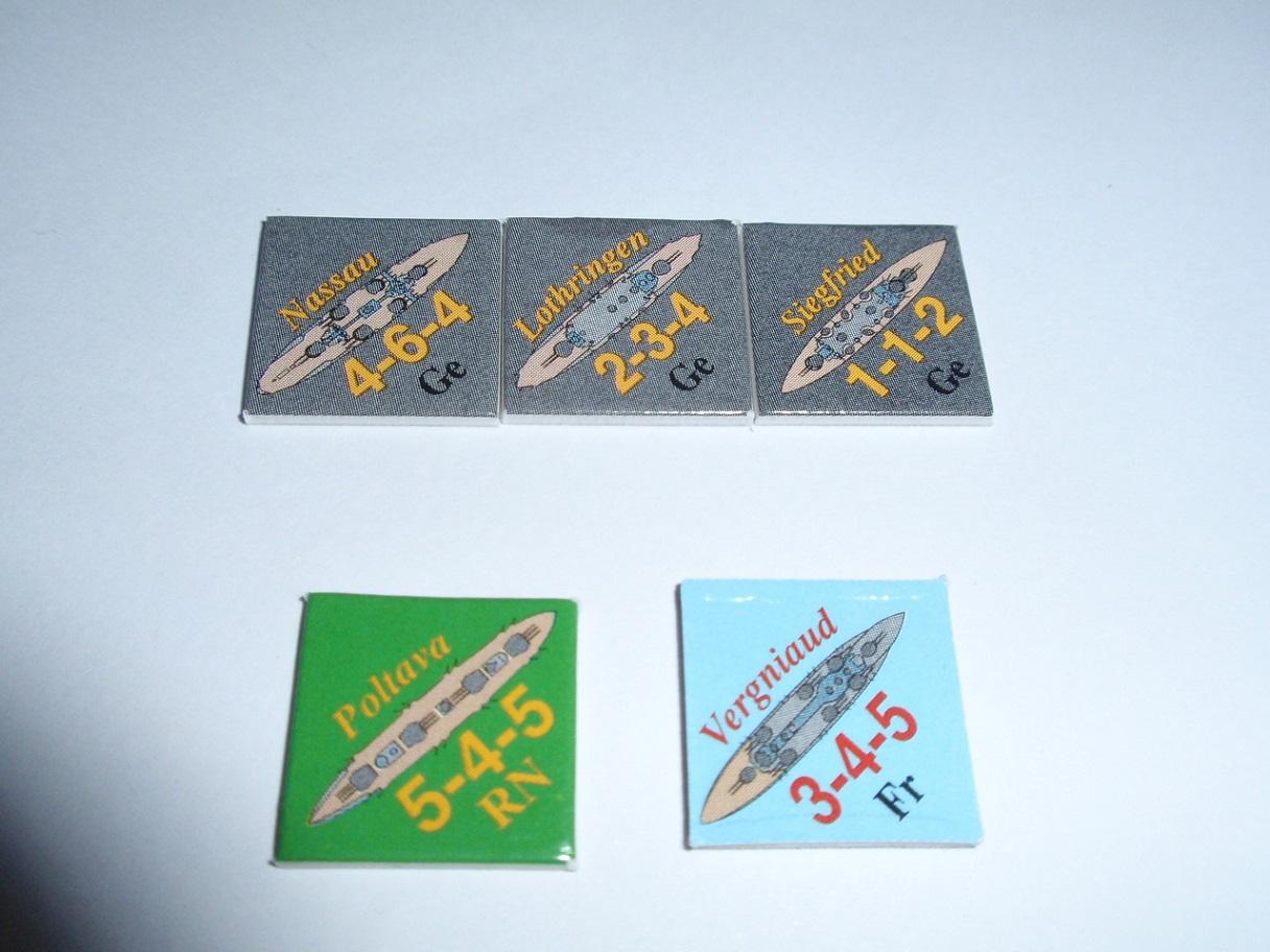Decision Games「Nine Navies War」⑦_b0162202_23265329.jpg