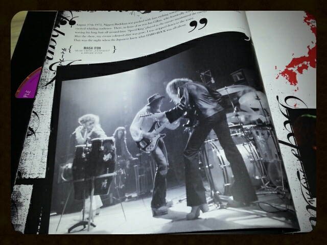 DEEP PURPLE / LIVE IN JAPAN SUPER DELUXE BOX その2_b0042308_00814.jpg