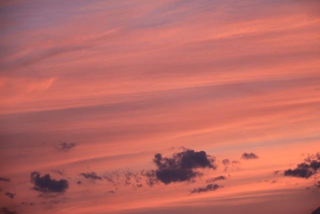 夕焼け。_f0348831_21212726.jpg