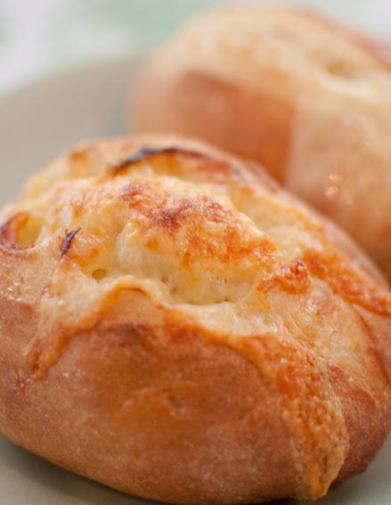 チーズクッペ&赤ワインとライ麦のパン_a0175348_1514387.jpg
