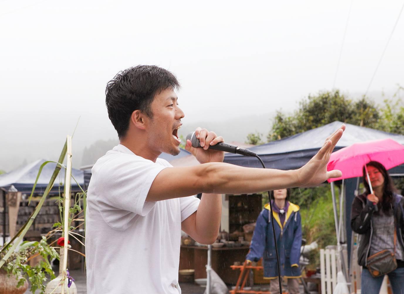 越喜来芸術祭+ウツワノチカラ+シェリーのラフラブ終了!_a0317164_0572182.jpg