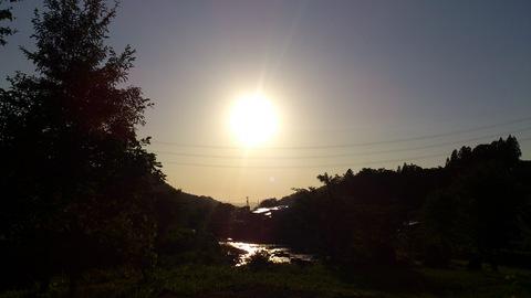 夕暮れの妙高山_d0182179_20561726.jpg