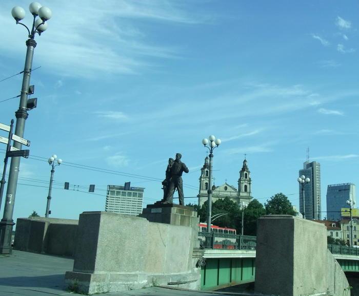 リトアニア旅行記 2日目 リトアニア・ヴィリニュス→パネヴェジーズ_a0152283_15492611.jpg