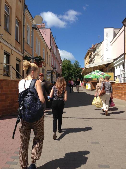 リトアニア旅行記 2日目 リトアニア・ヴィリニュス→パネヴェジーズ_a0152283_15565643.jpg