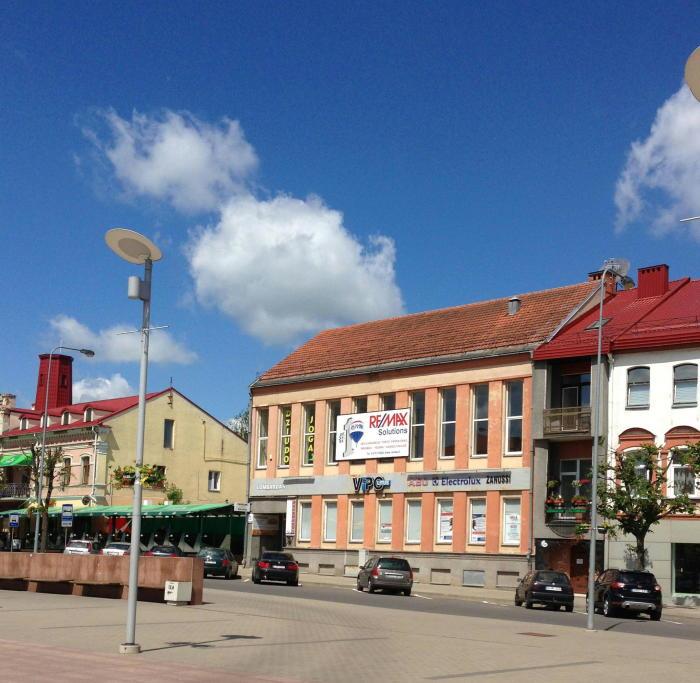リトアニア旅行記 2日目 リトアニア・ヴィリニュス→パネヴェジーズ_a0152283_15573974.jpg