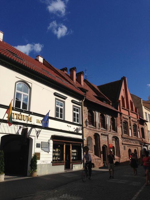 リトアニア旅行記 2日目 リトアニア・ヴィリニュス→パネヴェジーズ_a0152283_16063668.jpg
