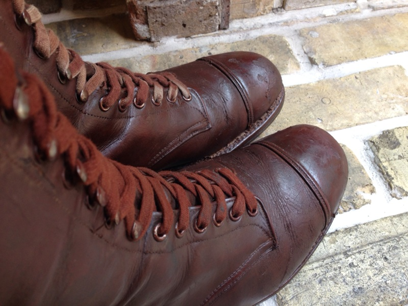 神戸店 6/18(水)ミッドウェスト入荷#3  やっぱり雰囲気が堪らないWork Boots!!!(T.W.神戸店)_c0078587_17564165.jpg