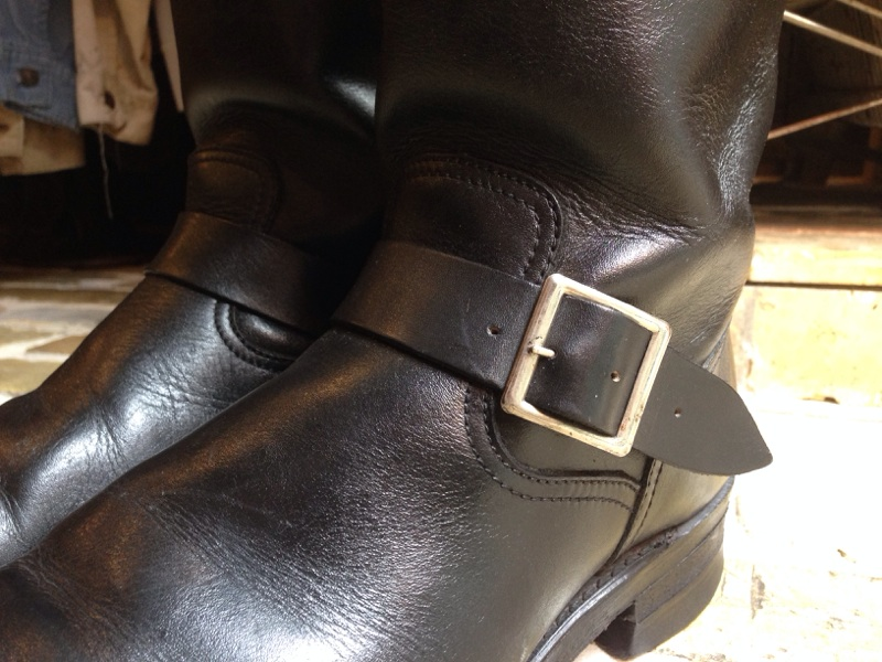 神戸店 6/18(水)ミッドウェスト入荷#3  やっぱり雰囲気が堪らないWork Boots!!!(T.W.神戸店)_c0078587_17582728.jpg