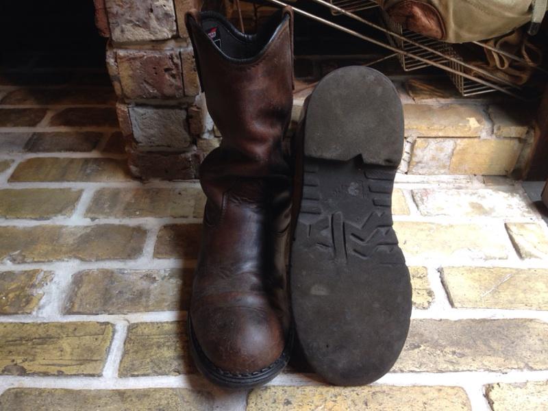 神戸店 6/18(水)ミッドウェスト入荷#3  やっぱり雰囲気が堪らないWork Boots!!!(T.W.神戸店)_c0078587_17591435.jpg