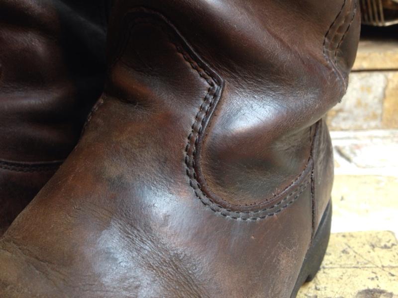 神戸店 6/18(水)ミッドウェスト入荷#3  やっぱり雰囲気が堪らないWork Boots!!!(T.W.神戸店)_c0078587_1759295.jpg