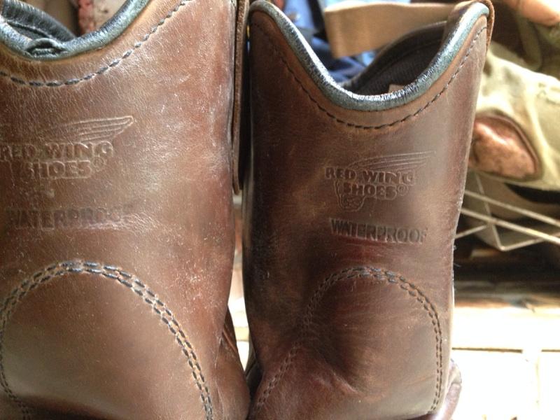 神戸店 6/18(水)ミッドウェスト入荷#3  やっぱり雰囲気が堪らないWork Boots!!!(T.W.神戸店)_c0078587_17595029.jpg