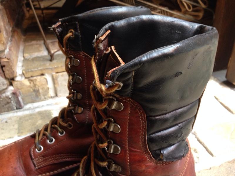 神戸店 6/18(水)ミッドウェスト入荷#3  やっぱり雰囲気が堪らないWork Boots!!!(T.W.神戸店)_c0078587_1803365.jpg