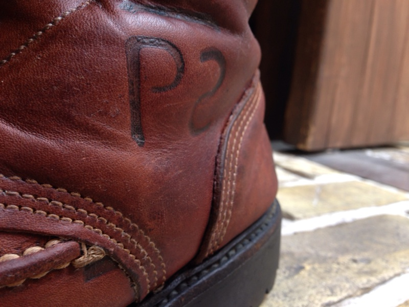 神戸店 6/18(水)ミッドウェスト入荷#3  やっぱり雰囲気が堪らないWork Boots!!!(T.W.神戸店)_c0078587_1804436.jpg