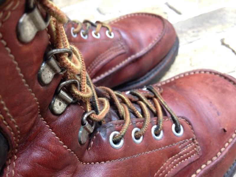 神戸店 6/18(水)ミッドウェスト入荷#3  やっぱり雰囲気が堪らないWork Boots!!!(T.W.神戸店)_c0078587_1805230.jpg