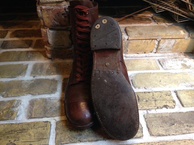 神戸店 6/18(水)ミッドウェスト入荷#3  やっぱり雰囲気が堪らないWork Boots!!!(T.W.神戸店)_c0078587_1811770.jpg