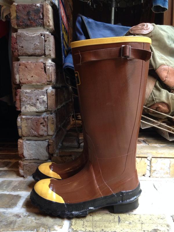 神戸店 6/18(水)ミッドウェスト入荷#3  やっぱり雰囲気が堪らないWork Boots!!!(T.W.神戸店)_c0078587_1833169.jpg