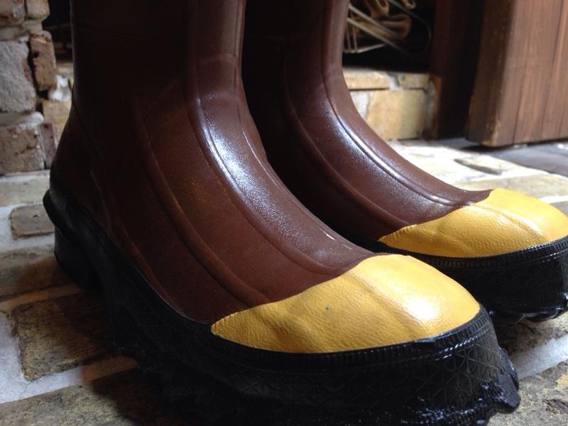 神戸店 6/18(水)ミッドウェスト入荷#3  やっぱり雰囲気が堪らないWork Boots!!!(T.W.神戸店)_c0078587_1835882.jpg