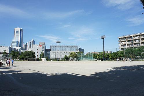 渋谷区スポーツセンター_f0322193_925575.jpg